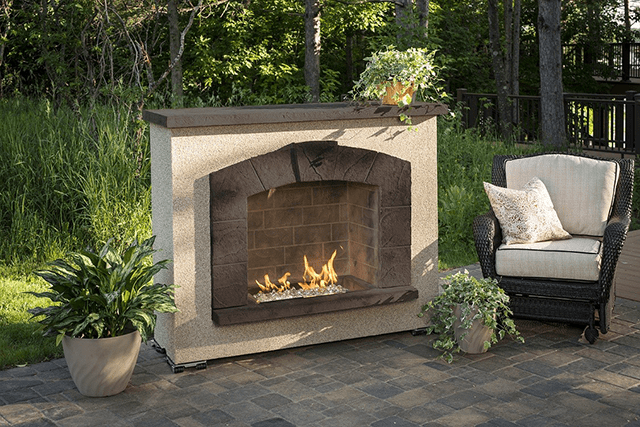 Fireplaces, Fire Tables and BBQs